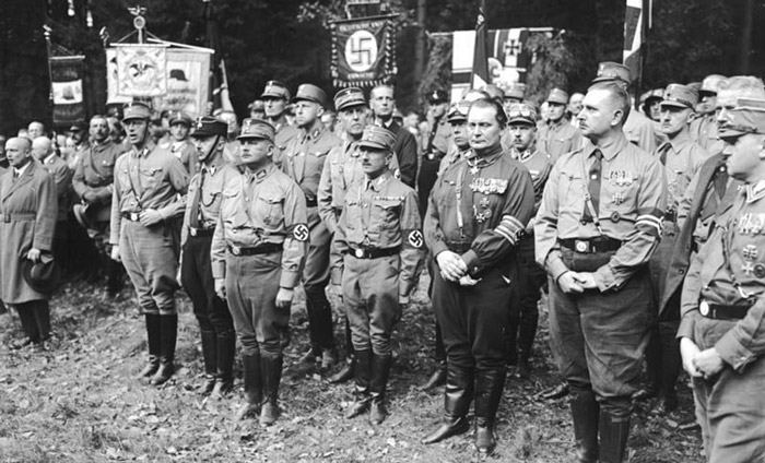 romanzi nazismo