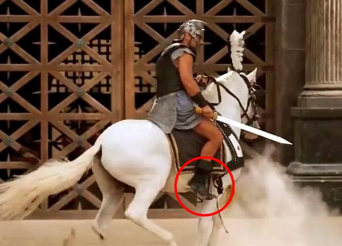 errori storici film antica roma