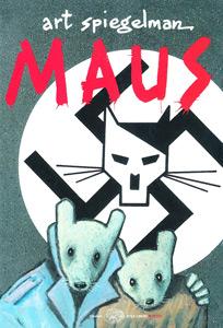 maus graphic novel shoah