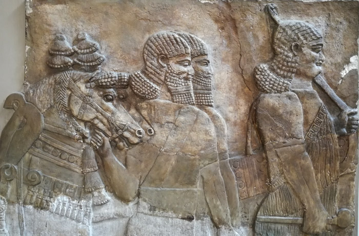 romanzi mesopotamia