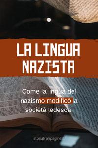 lingua nazista