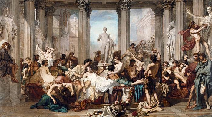annibale gisbert haefs romani