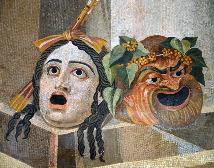 parole teatro greco antico