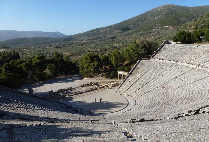 teatro greco antico epidauro