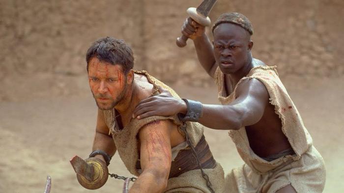il gladiatore film 2001