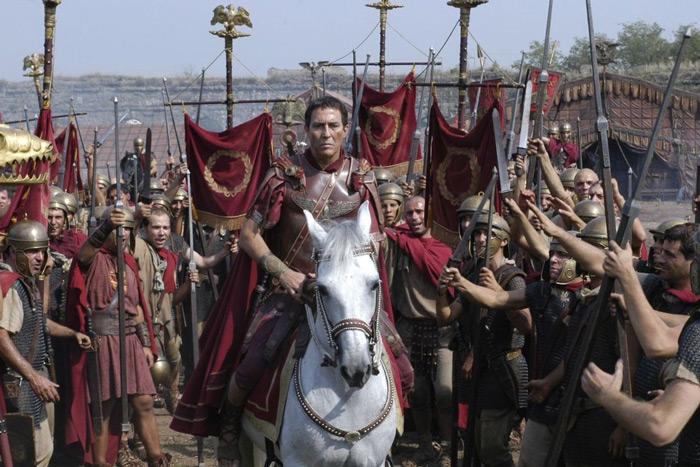 rome hbo serie tv colori roma